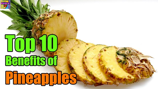 3692 10 Health Benefits of eating Pineapple at least once a week