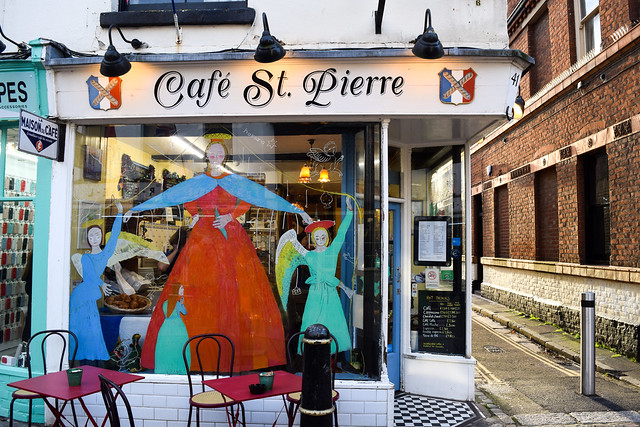 Cafe St Pierre