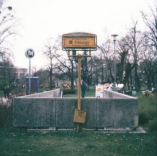 Földalatti, Budapest