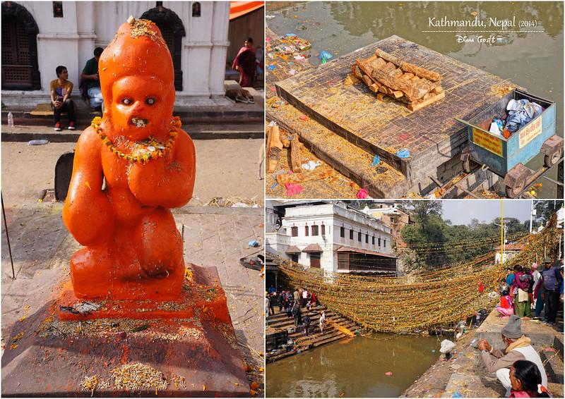 2014 Nepal Kathmandu Pashupatinath Temple 2
