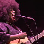 Tue, 10/12/2019 - 8:10pm - Powerhouse British country-folk artist Yola at Holiday Cheer for FUV, 12/10/19 at the Beacon Theatre in New York City. Photo by Neil Swanson