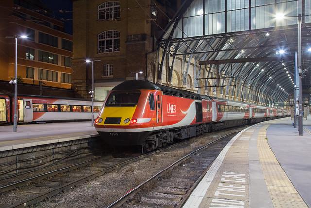 LNER 43319 London Kings Cross