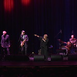 Tue, 10/12/2019 - 10:12pm - Mavis Staples headlines the Holiday Cheer for FUV benefit at the Beacon Theatre, 12/10/19. Photo by Neil Swanson