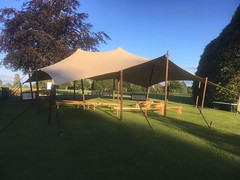 Stretch Tent Marquee