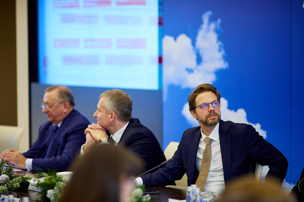 10 декабря 2019 года состоялось заседание попечительского совета Высшей школы менеджмента СПбГУ (ВШМ)