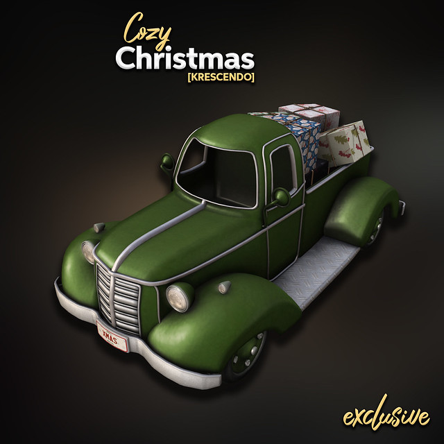 [Kres] Cozy Christmas - Exclusive