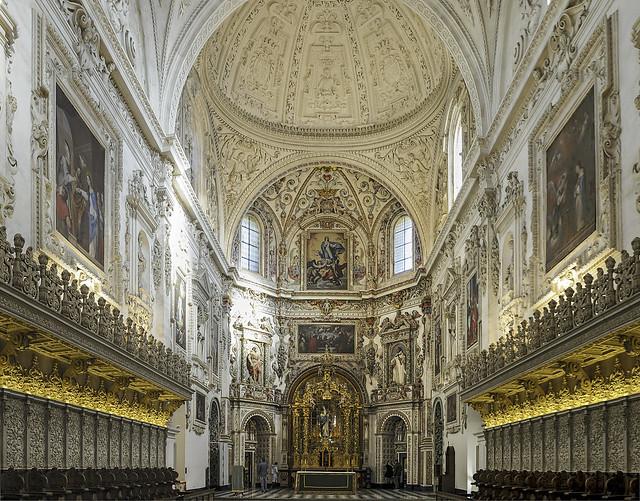 Monasterio de la Cartuja. GRANADA. SPAIN.