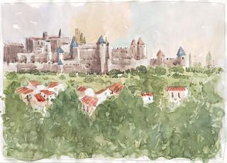 Château de Carcassone