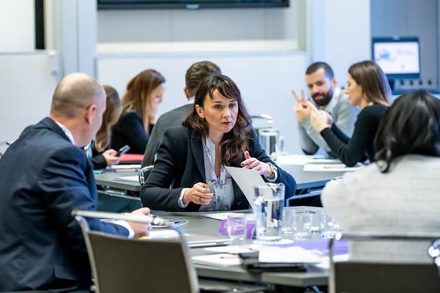 European Digital Diplomacy Exchange Advanced training on Smartphone Videography