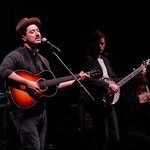 Tue, 10/12/2019 - 8:51pm - Mumford & Sons perform at the Holiday Cheer for FUV benefit, the Beacon Theatre in New York City 12/10/19. Photo by Gus Philippas