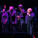 Tue, 10/12/2019 - 11:45pm - Mavis Staples headlines the Holiday Cheer for FUV benefit at the Beacon Theatre, 12/10/19. Photo by Gus Philippas