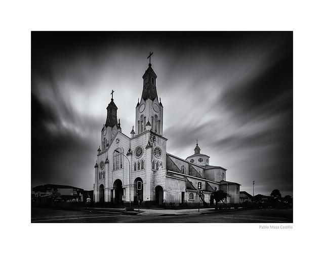 Chile-Chiloé-Castro-Iglesia san Francisco