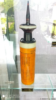 125mm APFSDS shell of T-72 Tank.