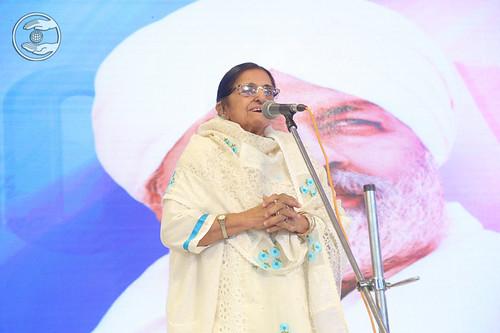 SNM Zonal Incharge Kanta Mahendru Ji from Agra