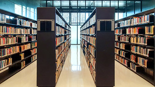 The Library (Utrecht University Library), the Netherlands