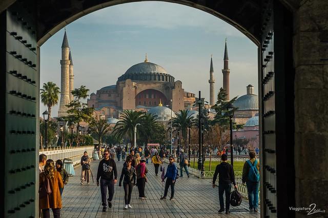 istanbul - Aya Sophia