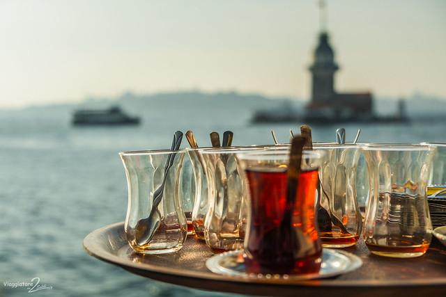 Istanbul - torre di Leandro