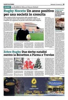 Gazzetta di Parma 11.12.19 - pag 51