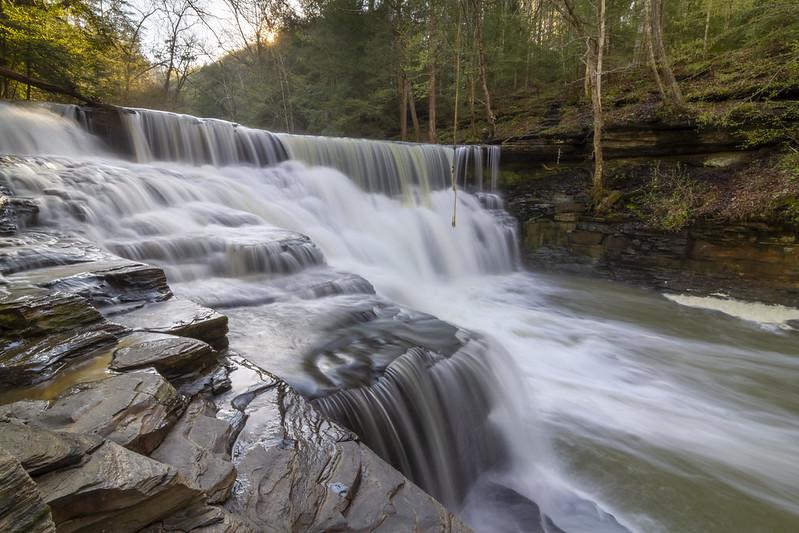Window Cliff Falls, Cane Creek, Putnam County, Tennessee 3