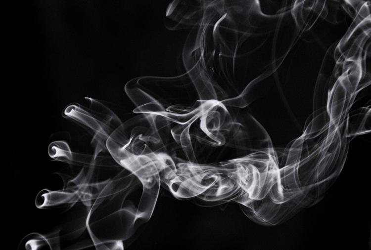 Fotografia em Palavras: Fumo