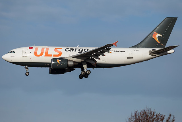 ULS Airlines Cargo A310-308(F) TC-SGM