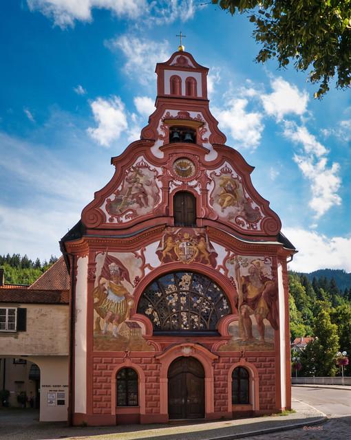 Heilig-Geist-Spitalkirche Füssen