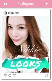 Nikkie的Instagram