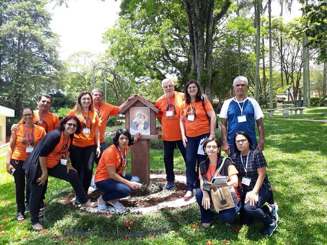 5° Retiro de missionários e famílias 2019