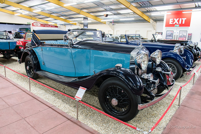 Rolls-Royce 20/25 HP Sedanca Coupé - 1932