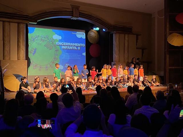 Encerramento Infantil 2019