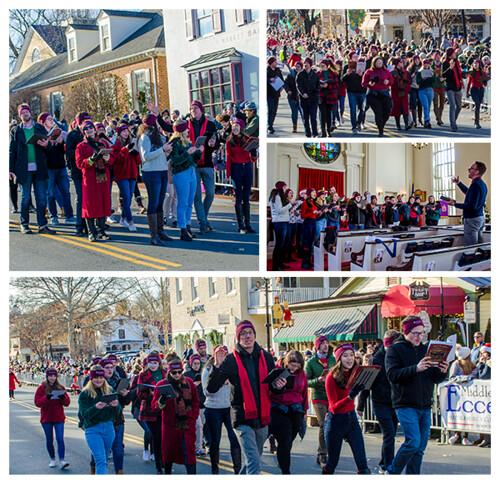 Middleburg Parade