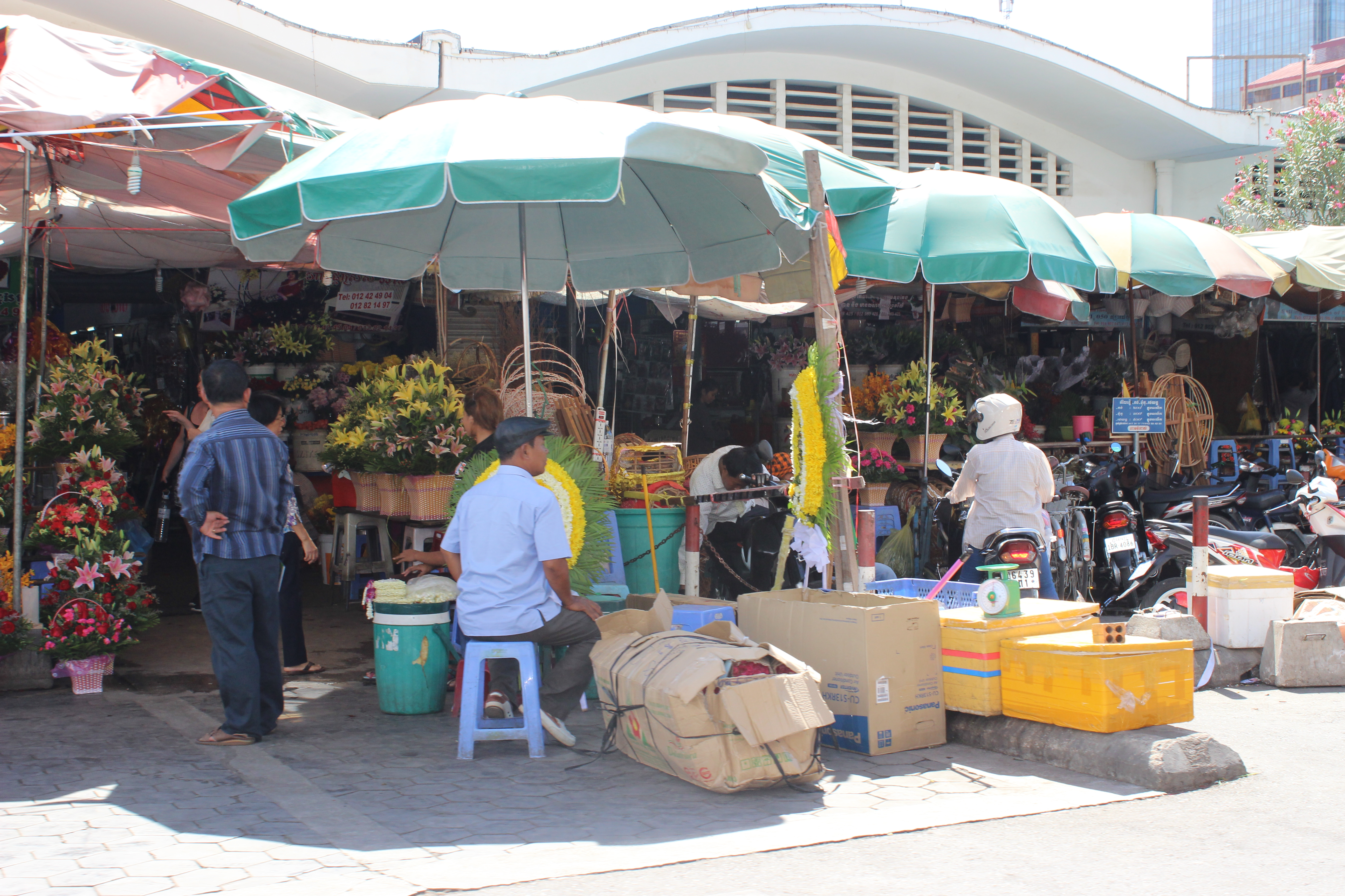 Camboya Pnom Phem 5