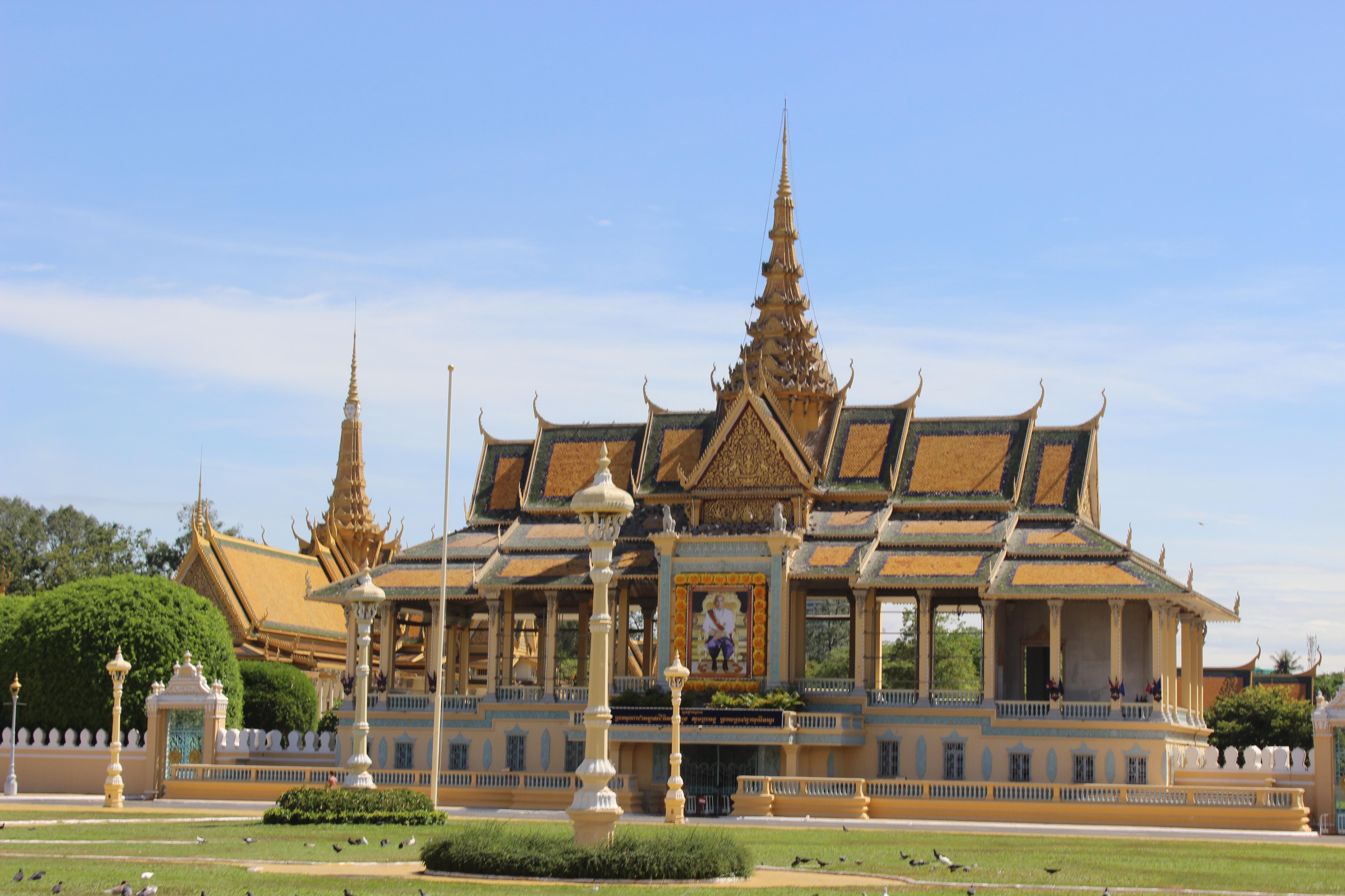 Camboya Pnom Phem 2