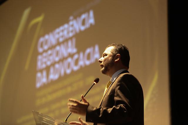 06.12.2019 - 7ª Conferência Regional da Advocacia e Reunião administrativa