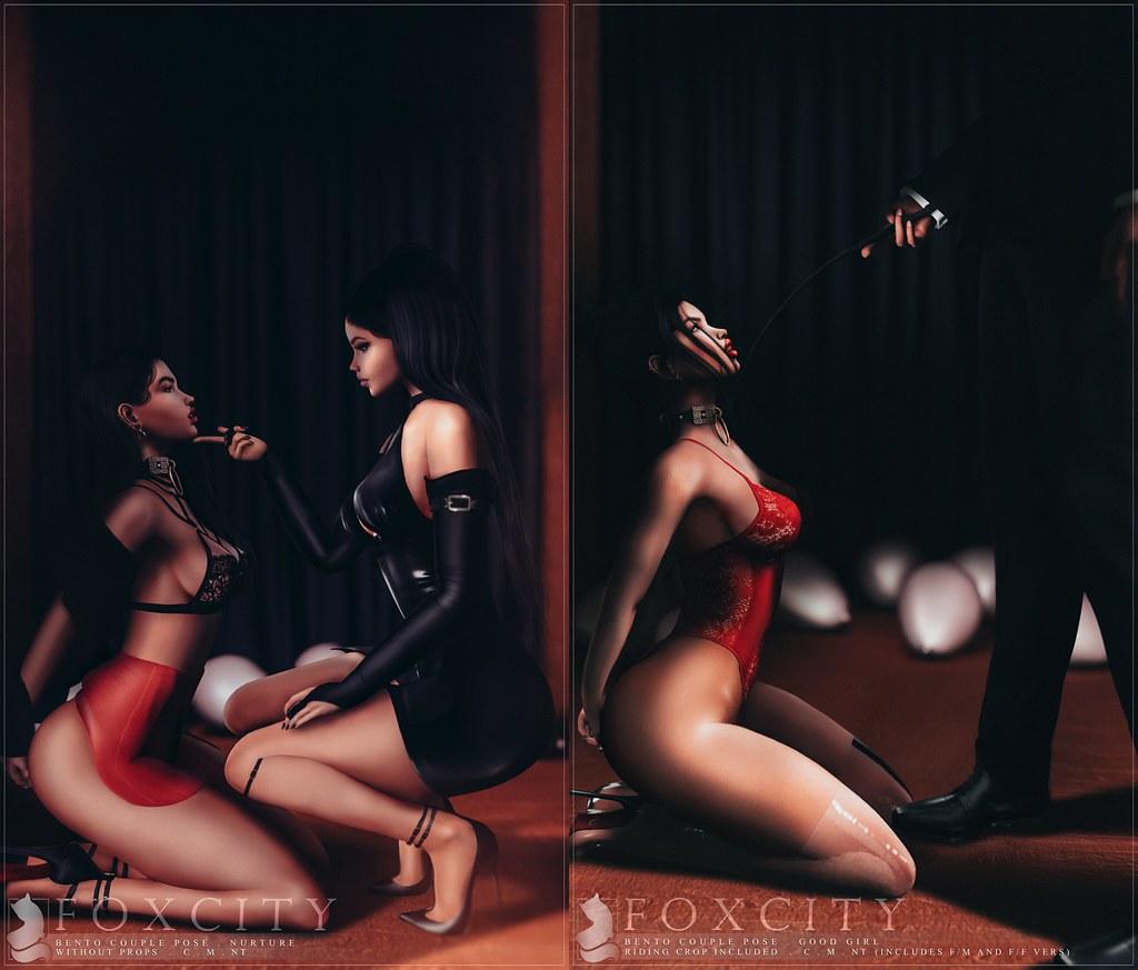 FOXCITY. Nurture & Good Girl