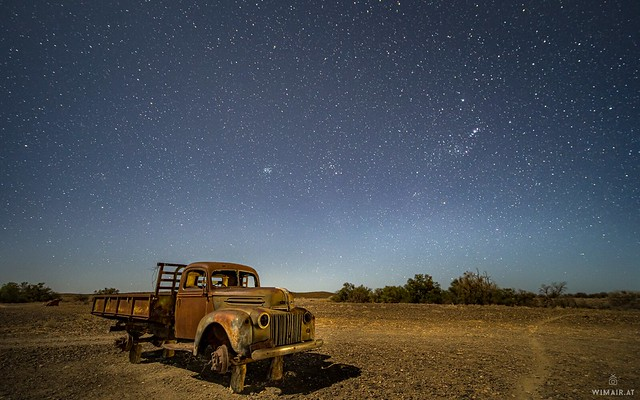 A Night in the Karoo
