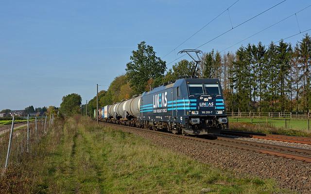 LINEAS 186 293-7 - Reindorf