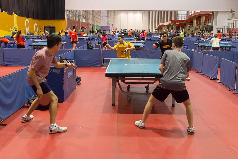 53° Campeonato Brasileiro de Tênis de Mesa Interclubes 2019