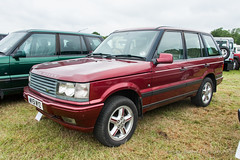 Range-Rover 'Bordeaux' Limited Edition - 2001