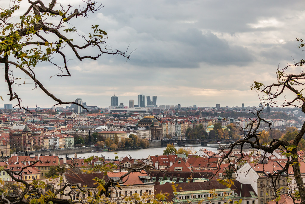 A View From Prague Castle 06