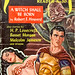 Avon Fantasy Reader No. 10 (Feb. 1949). Cover Art by L.S.  Digest Size