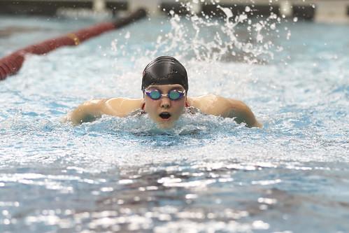 Girls Varsity Swimming 2019-2020