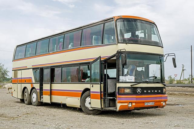 Setra S228DT bus