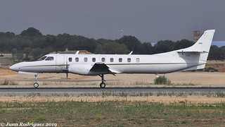910502 - US Navy - Fairchild Swearingen C-26D (SA-227DC Metro 23) - PMI/LEPA