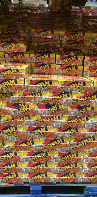 Pallet of Spam