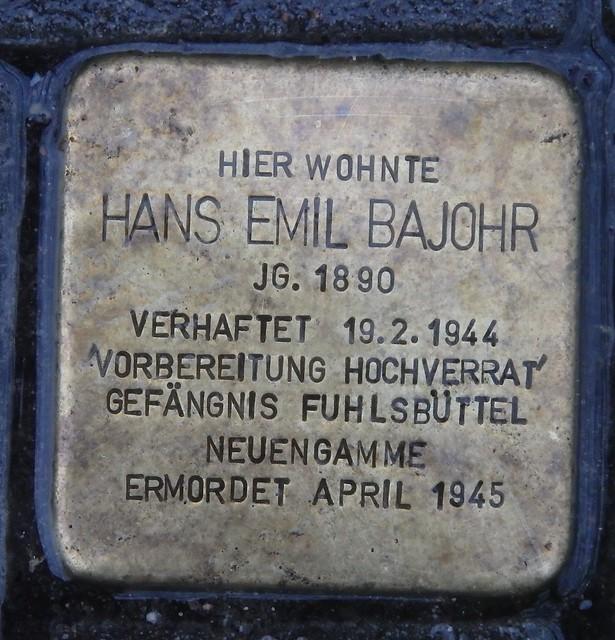 HANS-EMIL BAJOHR