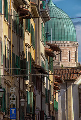 The green dome. Florence.