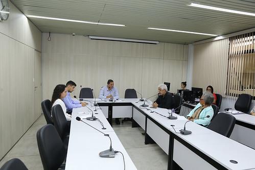 Audiência pública para discutir a ampliação do Posto de Saúde do Bairro das Indústrias - 7ª Reunião Extraordinária - Comissão de Saúde e Saneamento