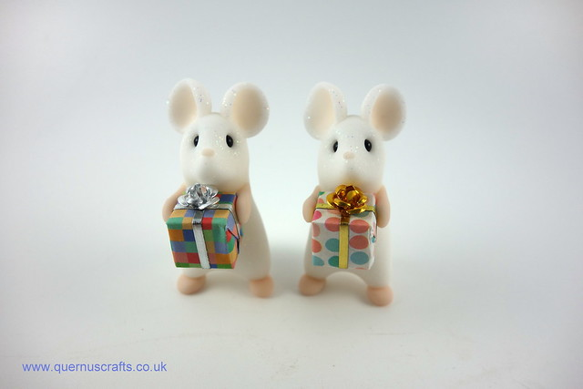 Little Mice with Tiny Gifts