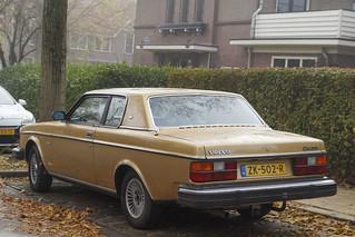 1980 Volvo 262 C